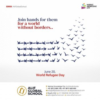 Refugee day